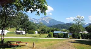 Campingplatz Pyhrn-Priel Aussicht