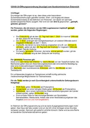 Covid-19 Infos Teil 1