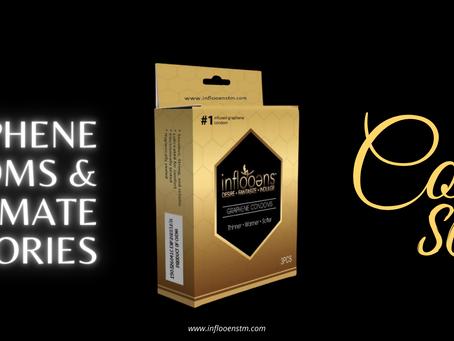 inflo͝oəns Graphene Condoms - FAQ