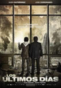 Los Último Días (2013) - dirigido por Alex & David Pastor. Producido por Pedro Uriol, Alberto Marini, Mercedes Gamero.