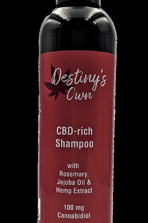 CBD-Rich Shampoo