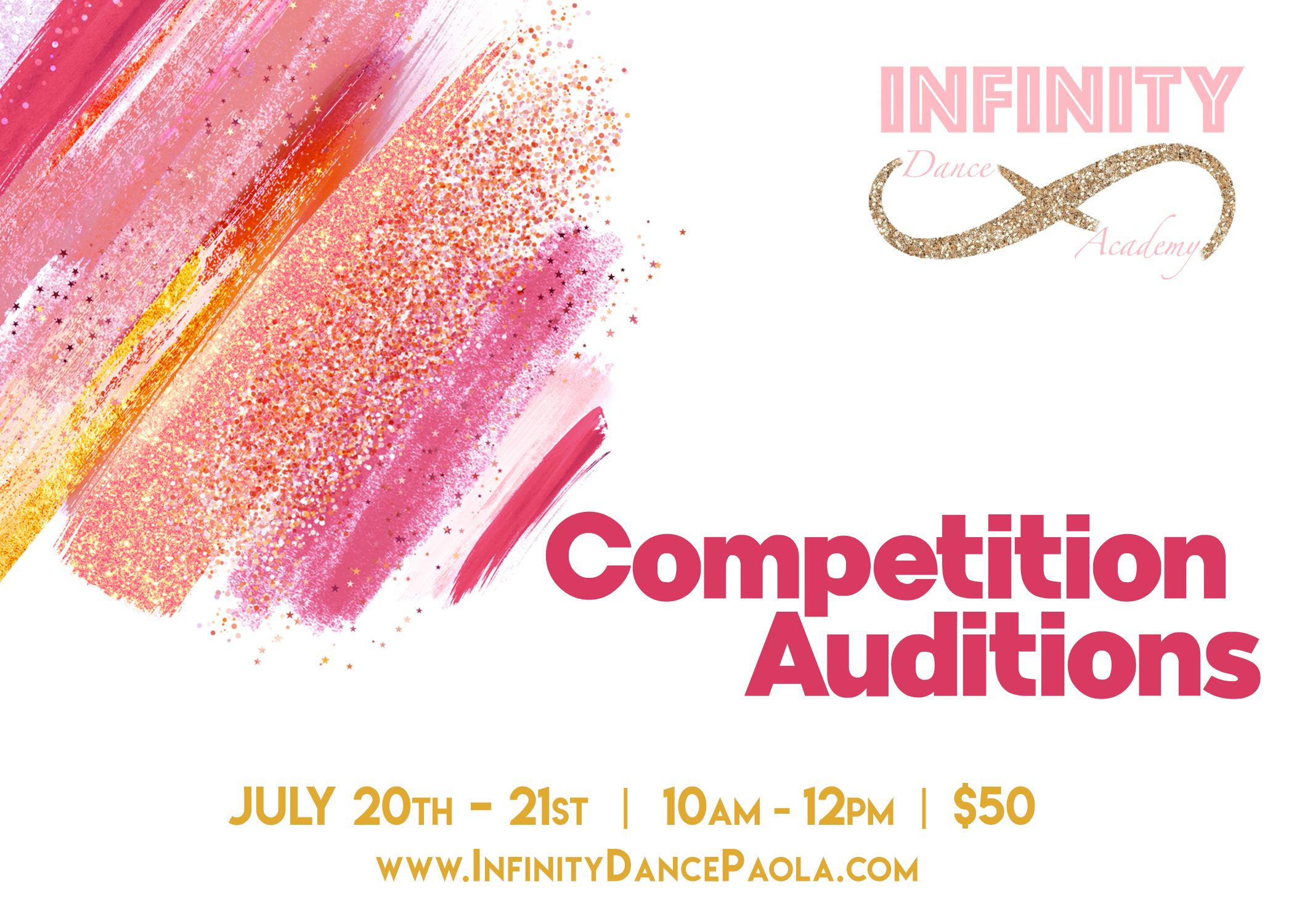 Competition Auditions