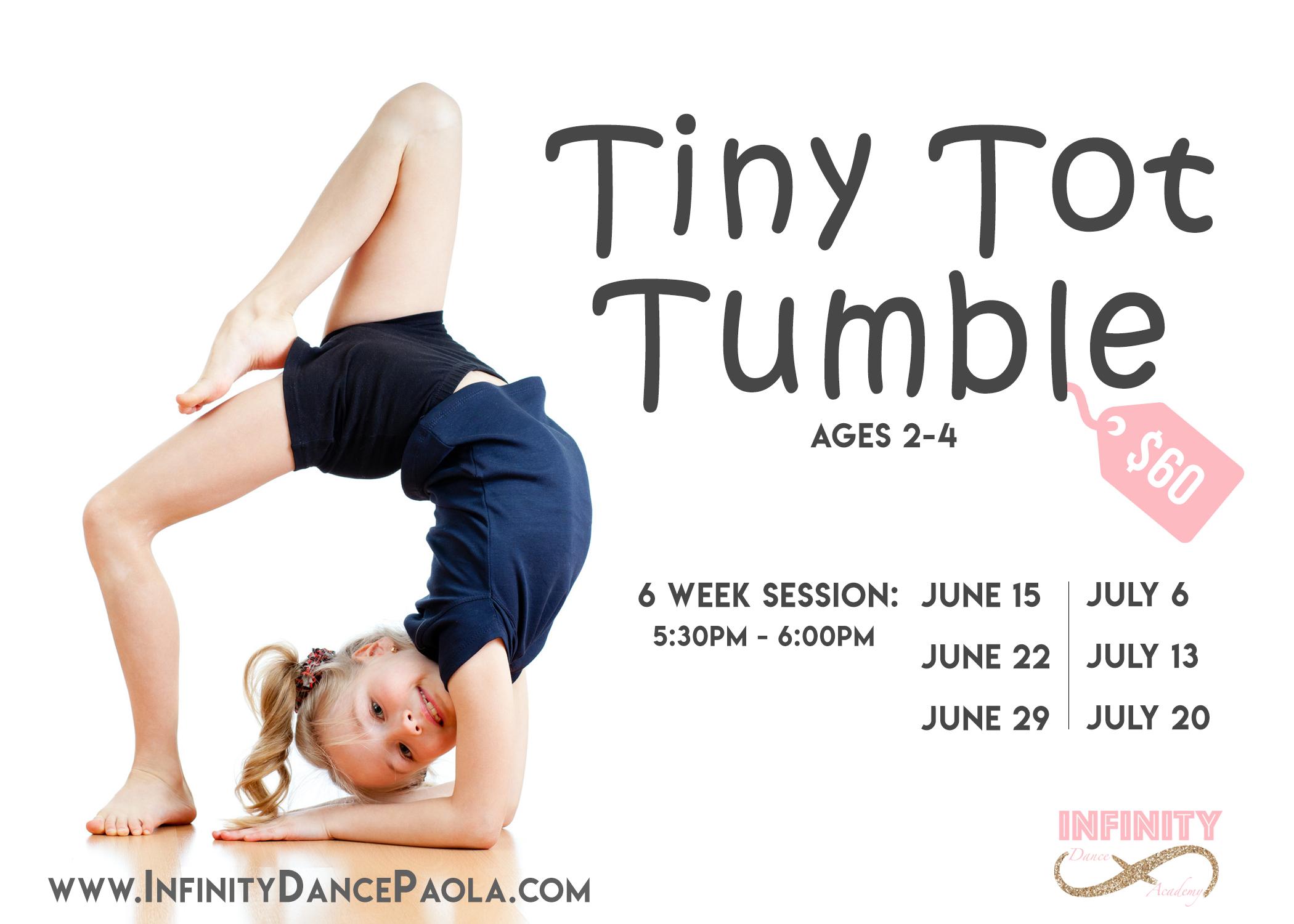 Tiny Tot Tumble
