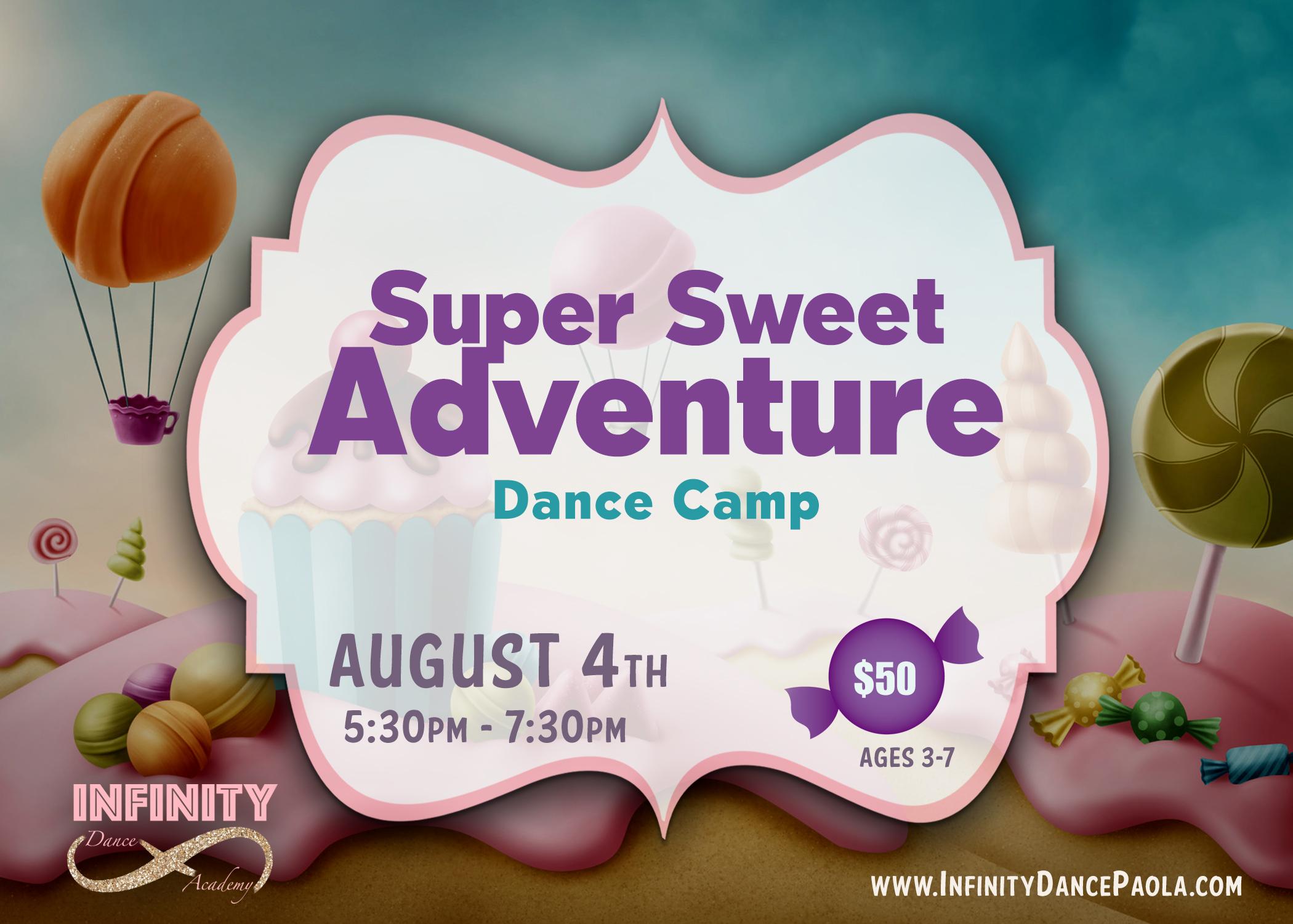 Super Sweet Adventure