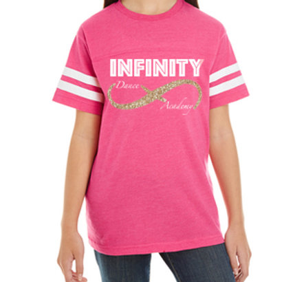 Pink Stripped T-Shirt- Childs