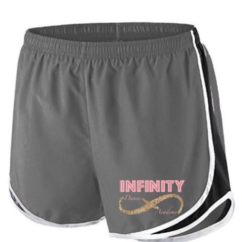 Grey IDA Shorts-Adult