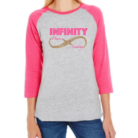 Baseball Fine Jersey T-Shirt- Child/Adult