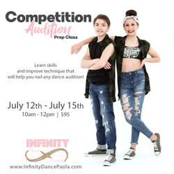 Competition Audition Prep Class