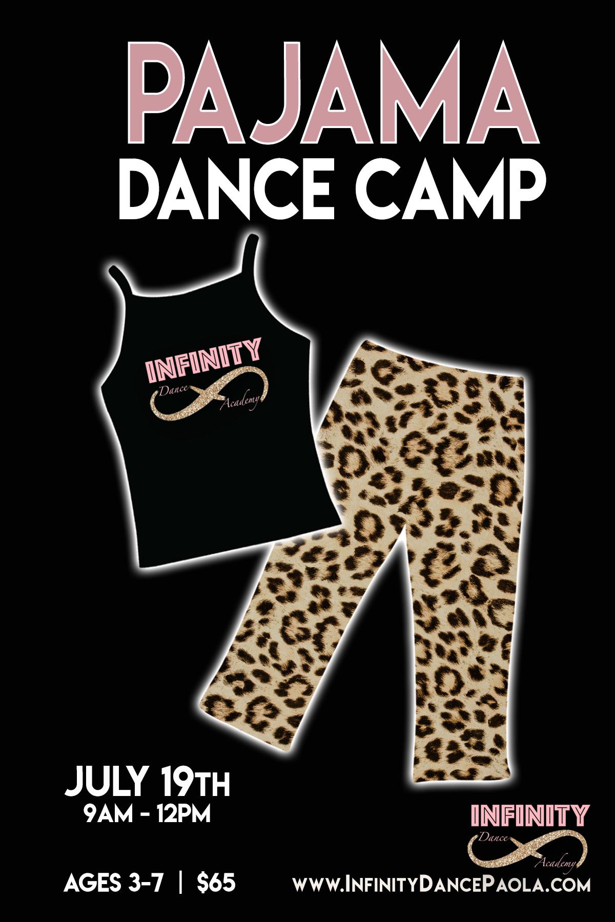 Pajama Dance Camp