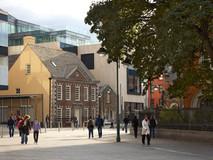 Cork city streets