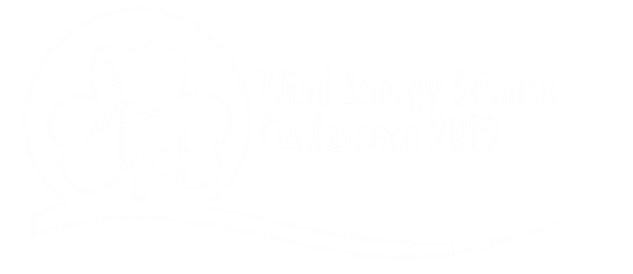 Wind Energy Science Confernce 2019