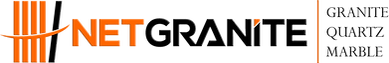 Net Granite Logo and Signature
