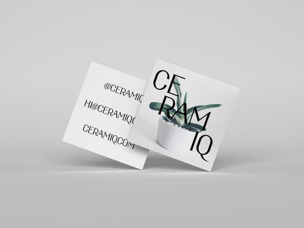CERAMIQ STUDIO