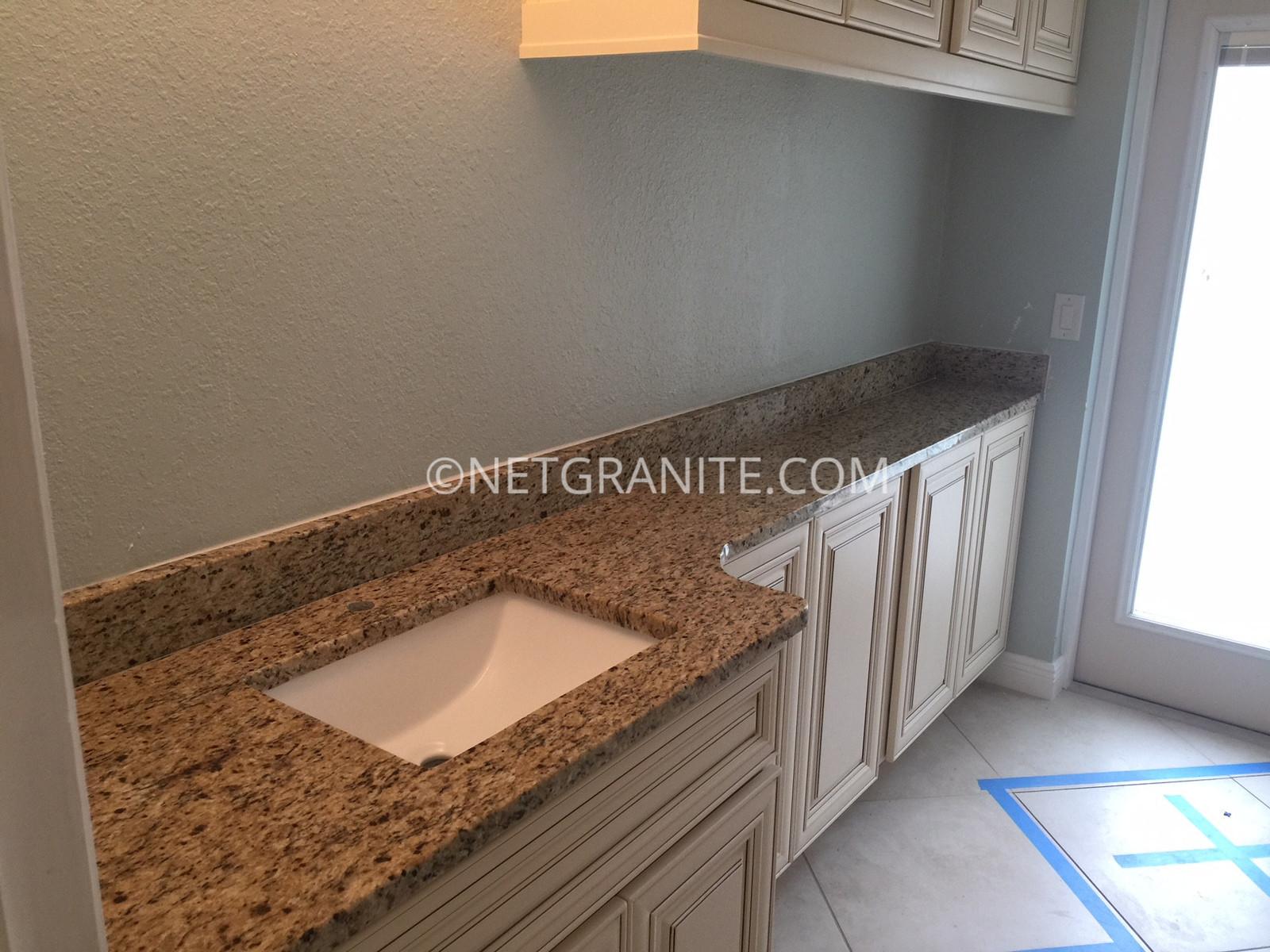 Granite Vanity Counter