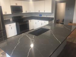 Cement Quartz Countertop