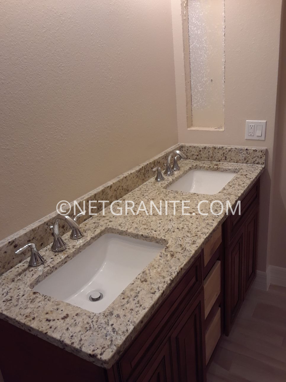 Merveilleux Granite Bathroom Counter