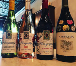 #Winetasting this Friday will be #southafrican and #French wines