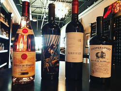 Wine tasting line up this week!! Join us to taste these four amazing wines. $18 per person