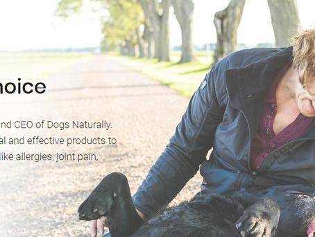 רפואה והזנה טבעית לכלבים