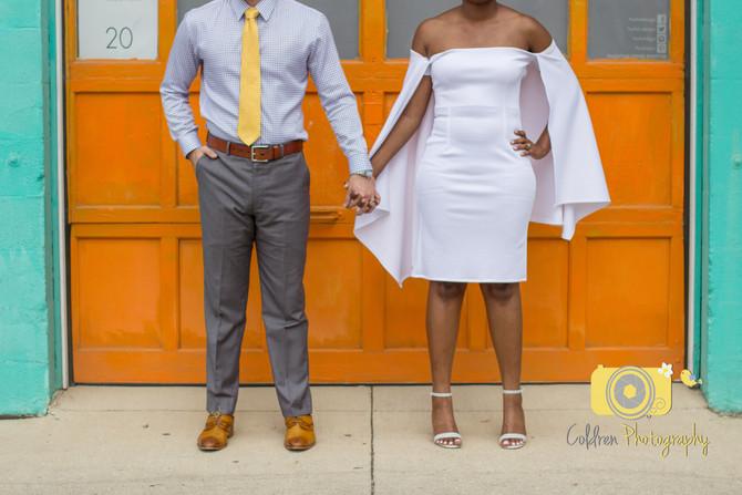Mr. & Mrs. Skyes