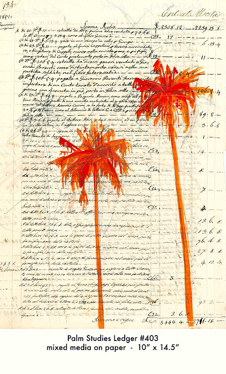 Palm Studies 403 Giclee Print