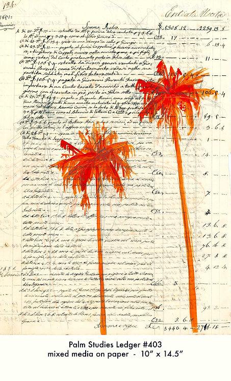 Palm Studies 403 Giclee Print