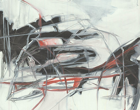 Abstract 337 Giclee Print