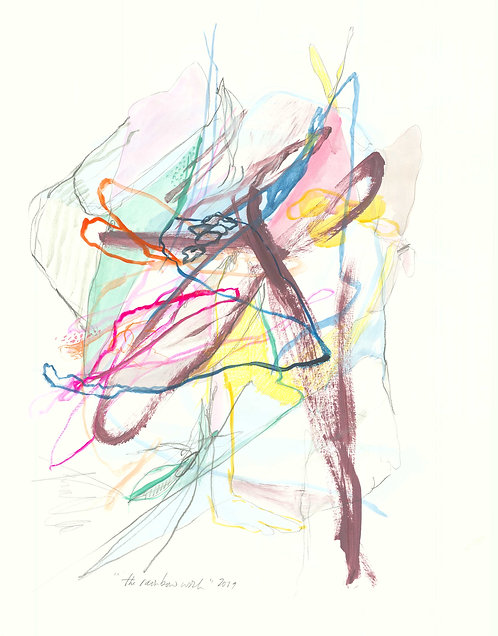 Abstract 439 Giclee Print