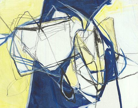 Abstract 354 (15X12) - Original
