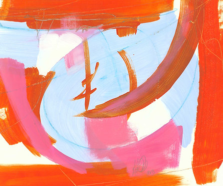 Abstract 430 Giclee Print