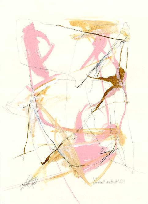Abstract 423 Giclee Print