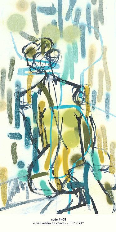 Nude 408 Giclee Print