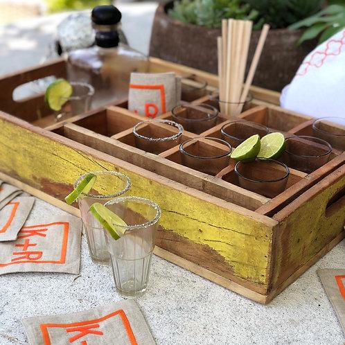 Cabana Tray Set