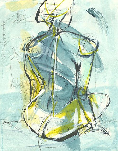 Nude 413 Giclee Print