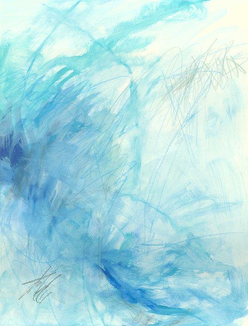 Abstract 402 Giclee Print