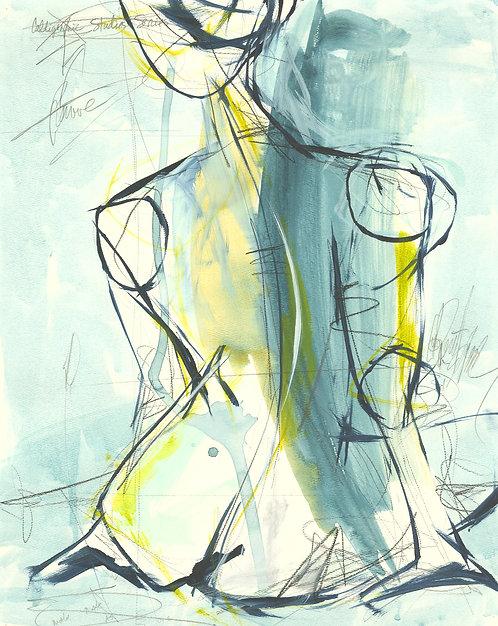 Nude 412 Giclee Print
