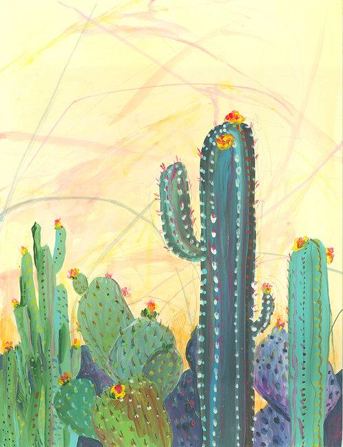 Botanical 403 (10x13) Original
