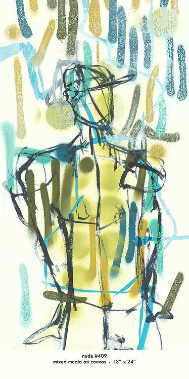 Nude 409 Giclee Print
