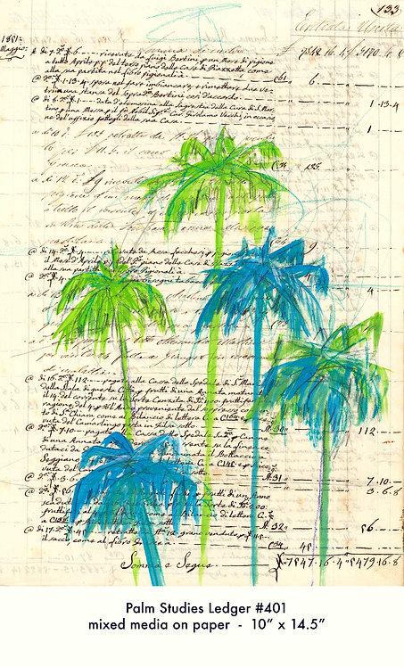 Palm Studies 401 Giclee Print