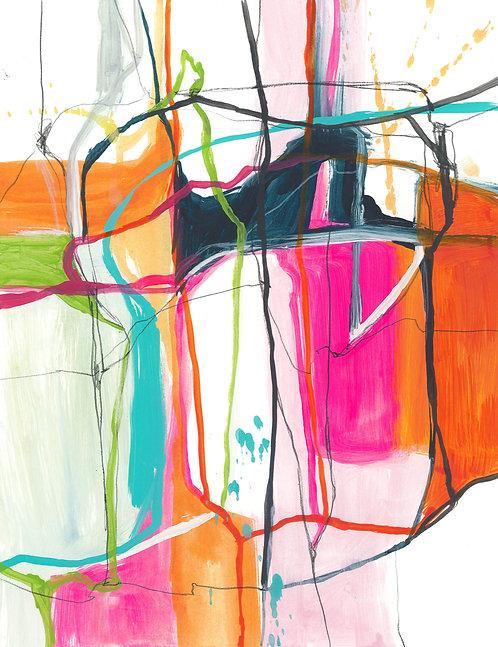Abstract 320 (10x13) - Original