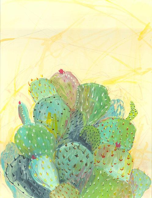 Botanical 401 Giclee Print