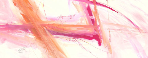 Abstract 444 (28x11) Original