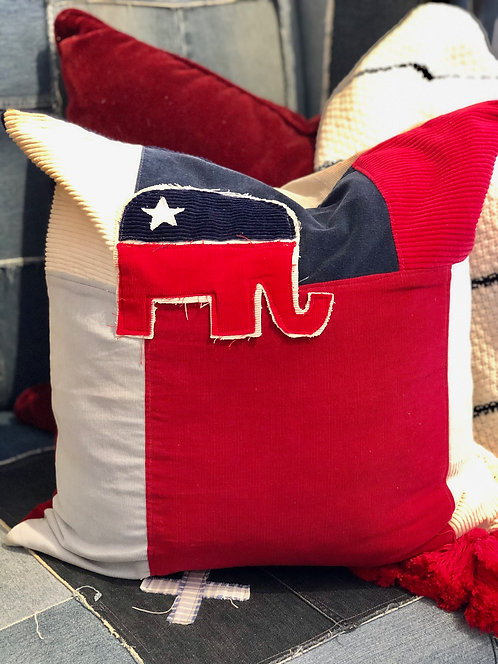 DEM & GOP Pillows