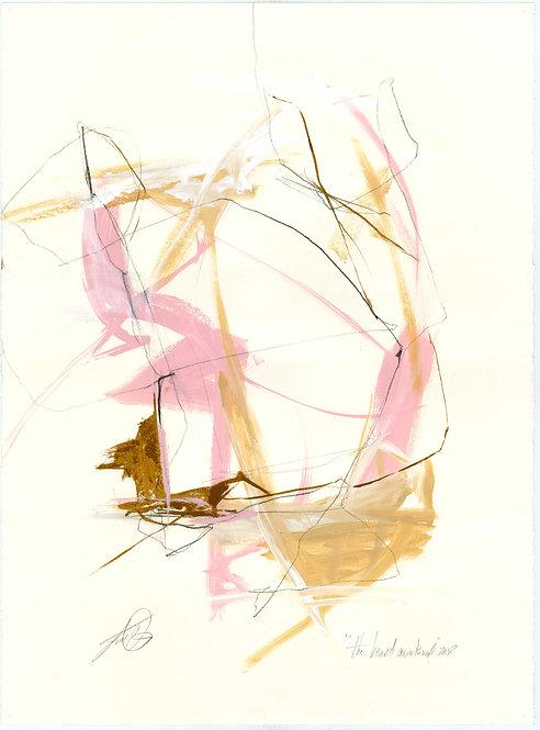 Abstract 424 (22x30) - Original