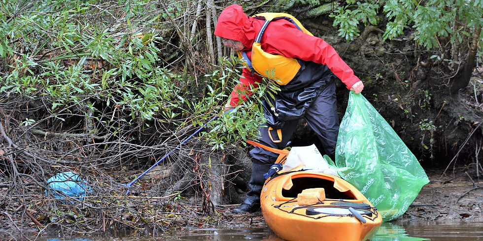 Great American WATERWAY Cleanup