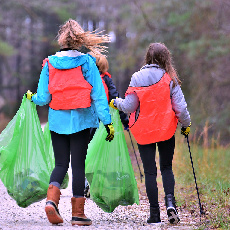 Francis Marion National Forest Cleanup