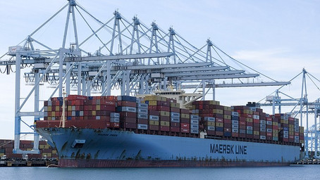 LA, Long Beach Ports Log Record Results in First Quarter