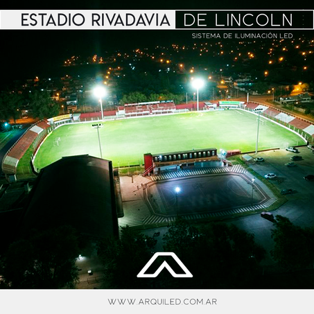 Estadio Rivadavia de Lincoln