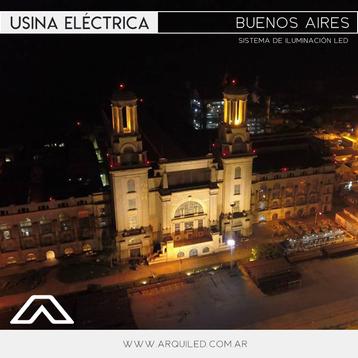 Usina eléctrica de Buenos Aires