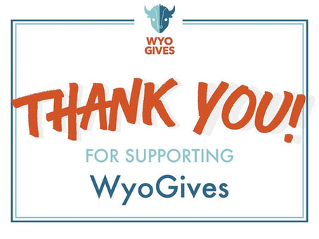 Friends of PAC Exceeds Target with WyoGives